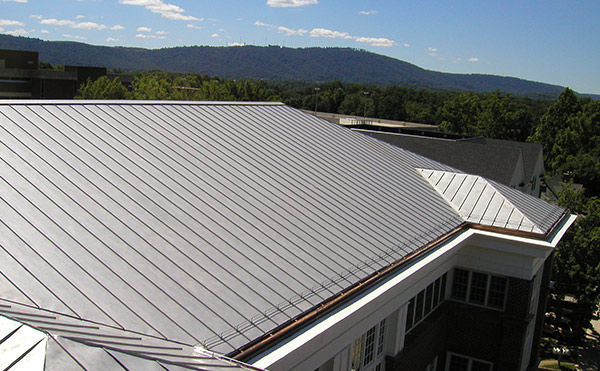 W A Lynch Roofing Systems Architectural Panels
